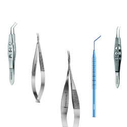 OPHTHALMIC INSTRUMENTS SETS